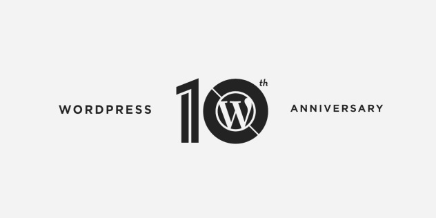 10 лет WordPress!