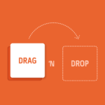 Drag and Drop Interface